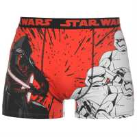 Character Single Boxer Mens Star Wars Мъжко бельо