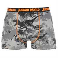 Character Single Boxer Mens Jurassic World Мъжко бельо