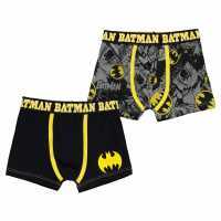 Character 2 Pack Boxers Infant Boys Batman Детско бельо