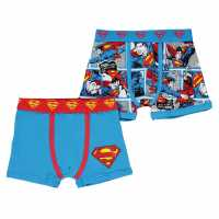 Character 2 Pack Boxers Infant Boys Superman Детско бельо