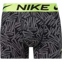 Nike Спортни Гащета Logo Met Trunks Mens Print 9L8 Мъжко бельо