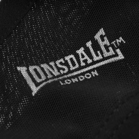 Lonsdale Дамски Спортен Сутиен Sports Bra Ladies Black Спортни сутиени