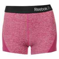 Reebok Дамски Клин Missy Sports Short Ladies Pink Дамско бельо