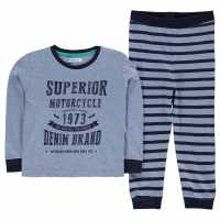 Crafted Designed Pjs Child Boys  Детски пижами