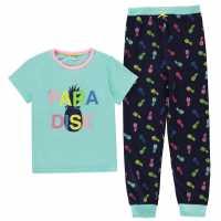 Crafted Essentials Design Pyjamas Childrens Paradise Girl Детски пижами
