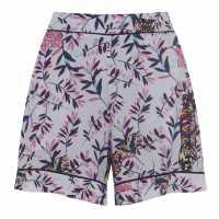Biba Tiger Jungle Pyjama Shorts  Дамски пижами