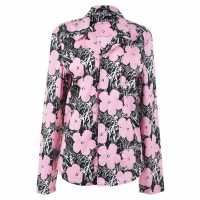 Calvin Klein Andy Warhol Floral Print Pyjama Top  Дамски пижами