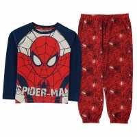 Character Pyjama Set Spiderman Детско облекло с герои