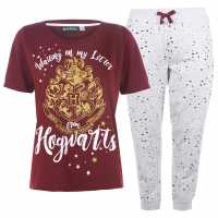 Character Pj Set Ladies Harry Potter Дамски пижами