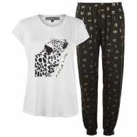 Usc Biba Leo New Pyjama Set  Дамски пижами