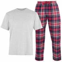 Howick Pyjama Set Burg Мъжки пижами