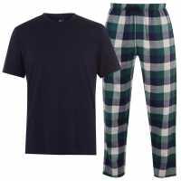 Howick Pyjama Set Navy Мъжки пижами
