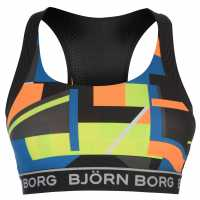 Bjorn Borg Björn Borg Performance Sport Top Ladies Black Спортни сутиени