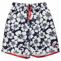 Hot Tuna Момчешки Къси Гащи Aloha Shorts Junior Boys Blue Детски къси панталони
