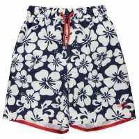 Hot Tuna Момчешки Къси Гащи Aloha Shorts Junior Boys Navy Детски къси панталони
