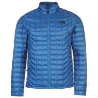 The North Face Дълго Мъжко Яке Thermoball Jacket Mens Blue Мъжки якета и палта