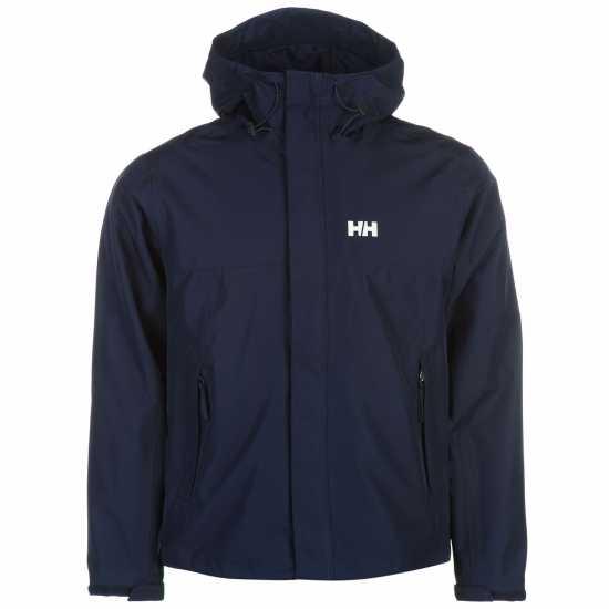 e37e0a0ec5c Helly Hansen Дълго Мъжко Яке Coastal Jacket Mens Evening Blue Мъжки якета и  палта