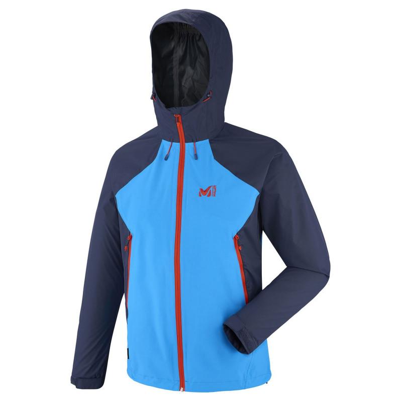 c0eb779791b Millet Мъжко Яке Fitz Roy 2.5L Walking Jacket Mens ElBlue/Ink Мъжки якета и