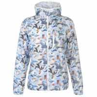 Columbia Мъжко Яке Flash Jacket Mens Multi Print Мъжки якета и палта