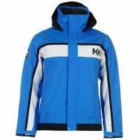Helly Hansen Мъжко Яке Solant Jacket Mens Cobalt Blue Мъжки якета и палта