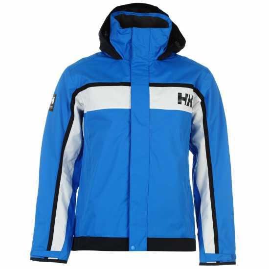 1c8b2e778bc Helly Hansen Мъжко Яке Solant Jacket Mens Cobalt Blue Мъжки якета и палта