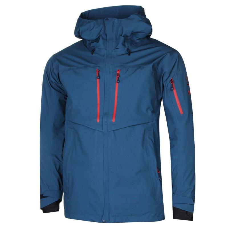 963c4fe5d00 Karrimor Дълго Мъжко Яке Snowline Neoshell Jacket Mens Navy Мъжки якета и  палта