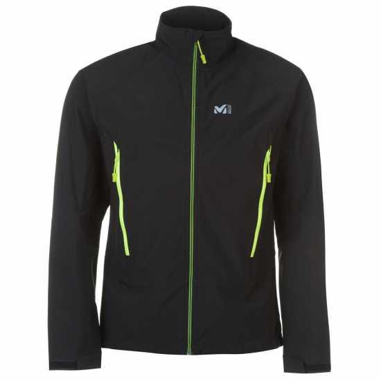 34a43ecd534 Millet Мъжко Яке Shield Jacket Mens Black/Red Мъжки якета и палта