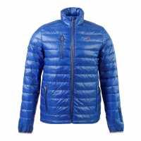 Iflow Леко Мъжко Яке Superlight Jacket Mens Blue/Silver Мъжки грейки
