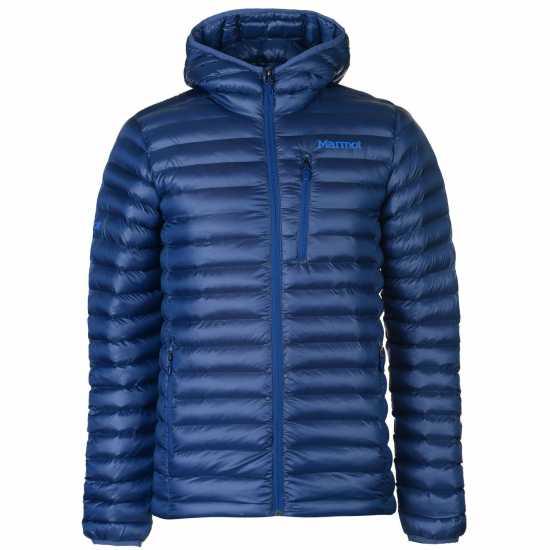 Marmot Мъжко Яке Featherless Jacket Mens Blue Мъжки грейки