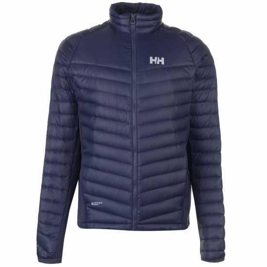 2f0abe382cc Helly Hansen Мъжко Яке Verglas Hybrid Insulator Jacket Mens Graphite Blue  Мъжки якета и палта