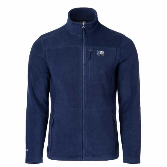 475f1ccbec1 Karrimor Мъжко Яке Полар Fleece Jacket Mens Dark Blue Мъжки полар