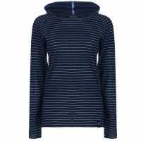 Chillaz Berga Sweater Ladies Denim Дамски суичъри и блузи с качулки
