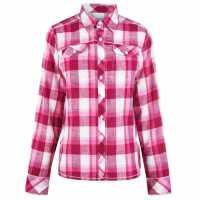 Columbia Риза С Дълъг Ръкав Henry Long Sleeve Shirt Ladies  Дамски ризи и тениски