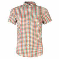 Odlo Alley Shirt Ladies Brown Дамски ризи и тениски