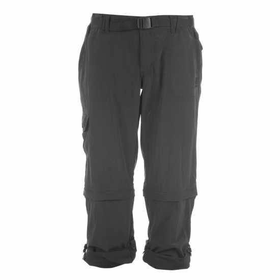 97abff69f0a Karrimor Дамски Панталон Две Части Aspen Zip Off Trousers Ladies Black