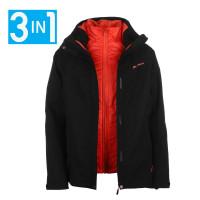 Vaude Дамско Яке Tolstad Jacket Ladies Black Дамски якета и палта
