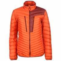 Salewa Дамско Яке С Пух Antelao Down Jacket Ladies Orange Дамски якета и палта