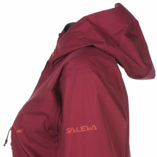 36bd1b92c16 Salewa Водонепромокаемо Дамско Яке Pedroc Gtx Waterproof Jacket Ladies Red Дамски  якета и палта