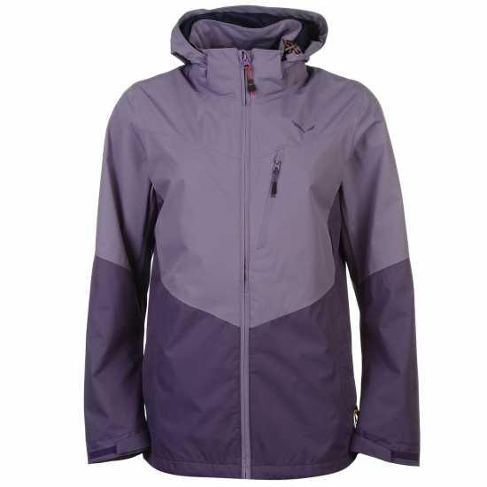 fc29ff3049d Salewa Дамско Яке Clastic 2 Layer Jacket Ladies Lilac Дамски якета и палта