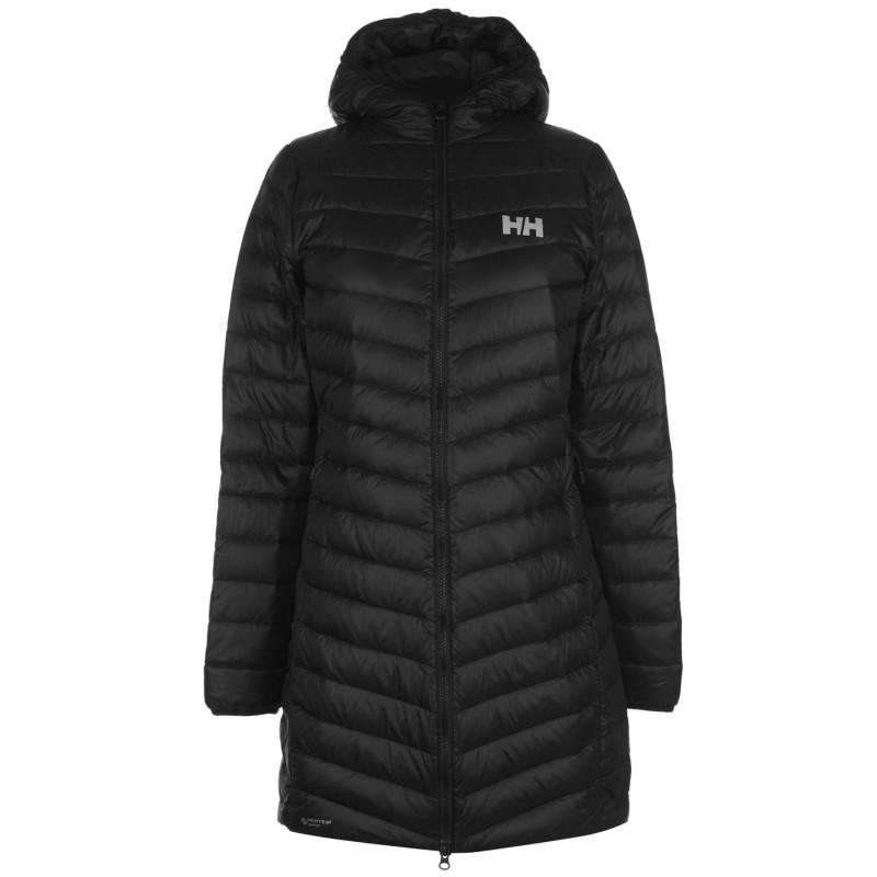 71aa02e6d45 Helly Hansen Пухено Яке Verglas Long Down Jackets Ladies Black Дамски якета  и палта