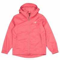 Gelert Яке С Качулка Softshell Hooded Jacket Childrens Pink Hearts Детски якета и палта