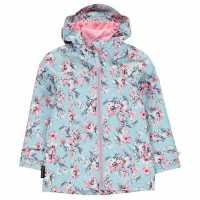 Gelert Яке За Невръстни Деца Coast Jacket Infants Floral AOP Детски якета и палта