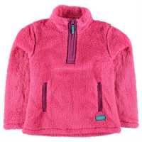 Gelert Полар Момичета Yukon Fleece Junior Girls Hot Pink Детски полар