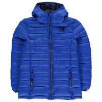 Karrimor Детско Яке С Подплата Hot Crag Insulated Jacket Junior Elite Blue/Navy Детски якета и палта
