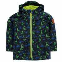Gelert Яке Невръстни Деца Coast Jacket Infant Dinosaur Детски якета и палта