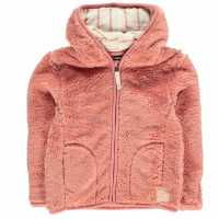Gelert Полар Невръстни Деца Yukon Hooded Fleece Infants Rosette Детски полар