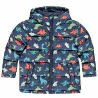 Gelert Яке Невръстни Деца Print Battle Jacket Infants  Детски якета и палта