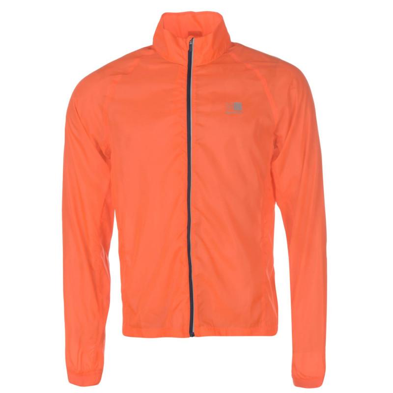 1d7e1c60f17 Karrimor Мъжко Яке За Бягане Xlite Shell Running Jacket Mens Bright Orange  Мъжки якета и палта