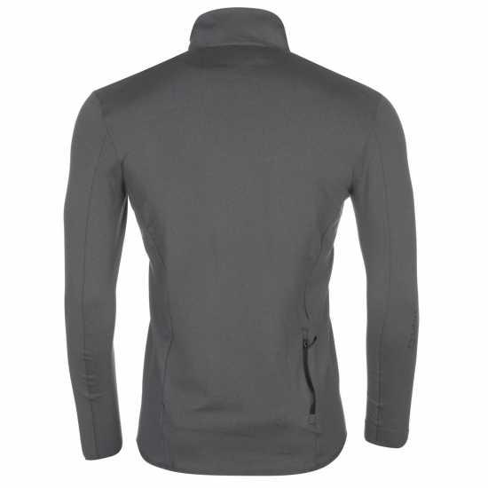 f8b67536b2e Adidas Мъжко Яке За Бягане Supernova Half Zip Running Jacket Mens Black  Мъжки тениски и фланелки