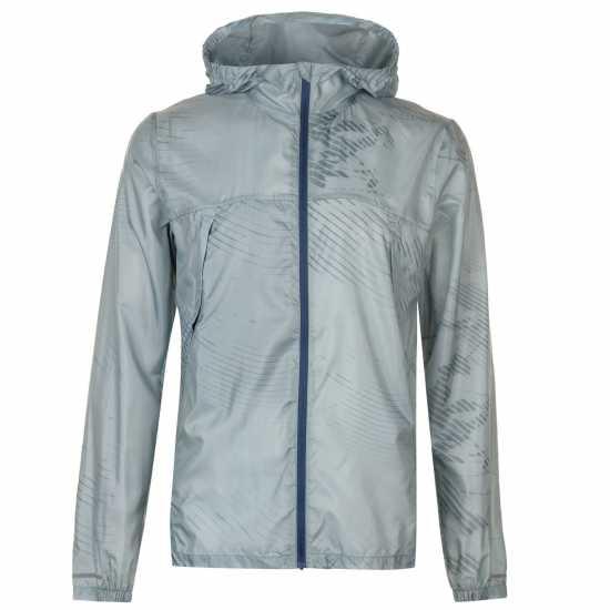 5737b51cd57 Asics Мъжко Яке Packable Jacket Mens Shadow Green Мъжки якета и палта
